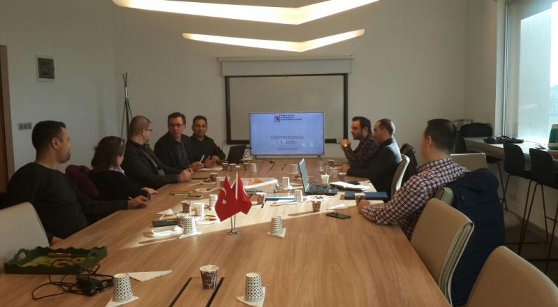 BİSİAD Yönetim Kurulu Toplantısı