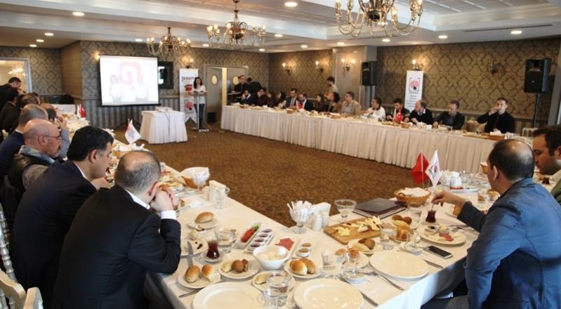 BİSİAD Mart Ayı Kahvaltısı Podyum Davet'te Gerçekleştirildi.