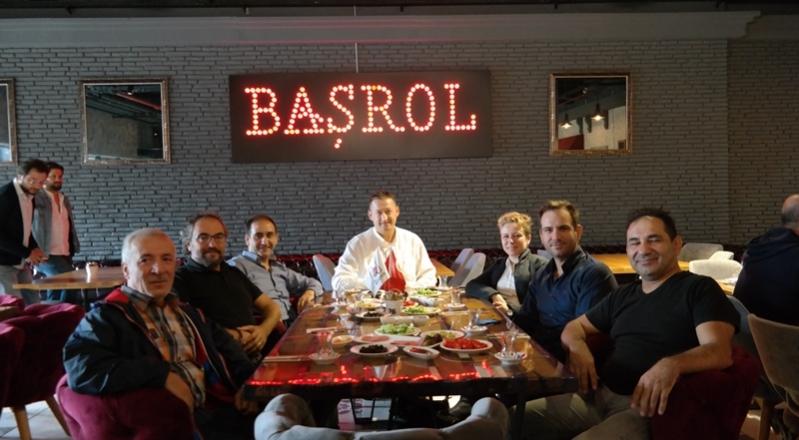 BİSİAD Eylül Ayı Kahvaltı Organizasyonu Başrol Kafe'de Gerçekleştirildi.