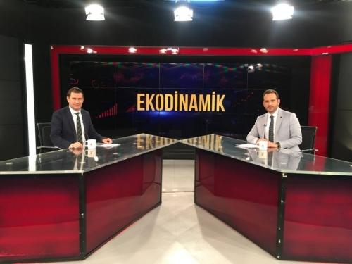 Yönetim Kurulu Başkanımız Dağhan Uzgur Olay TV'ye Konuk Oldu.
